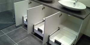 Menuiserie Maedit Agencement - Saint Sylvain d'Anjou  - Salle de bains